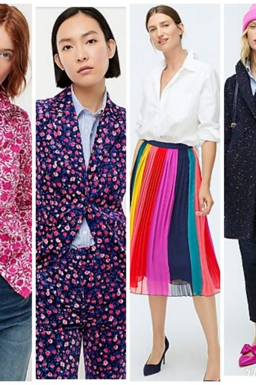 J. Crew New Arrivals:  What I'm Loving!