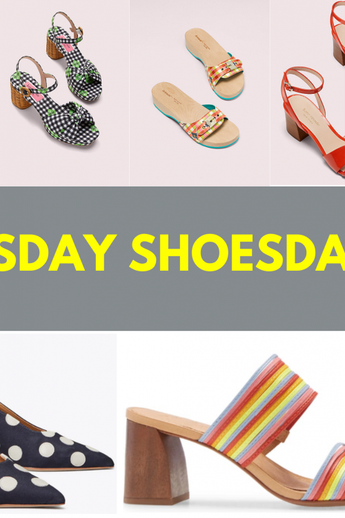 Tuesday Shoesday!!!
