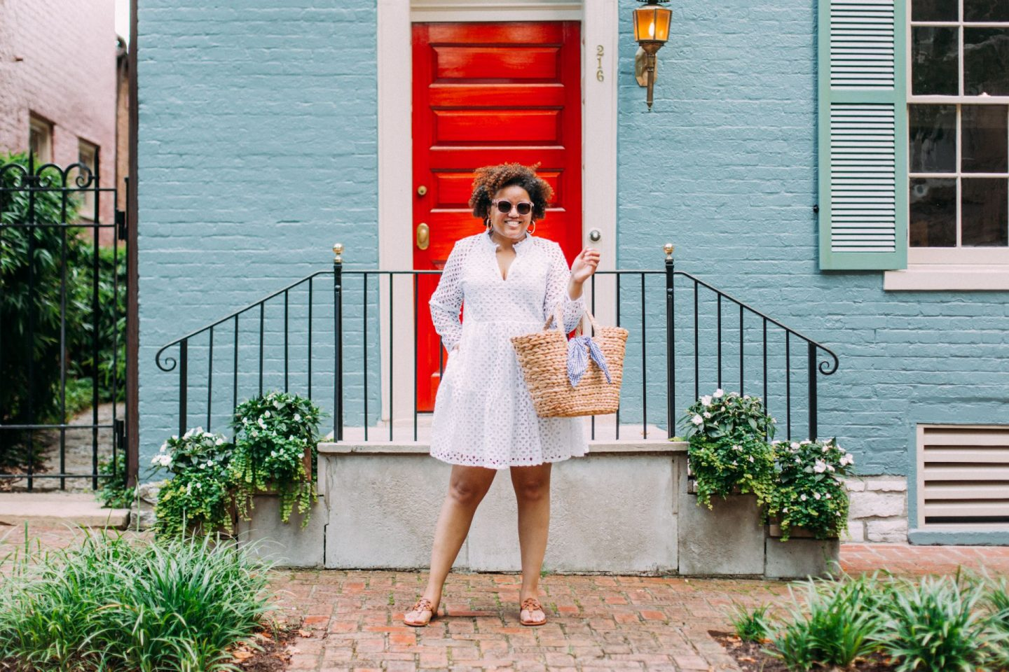 Effortless Dresses styled by top Atlanta fashion blogger, Really Rynetta