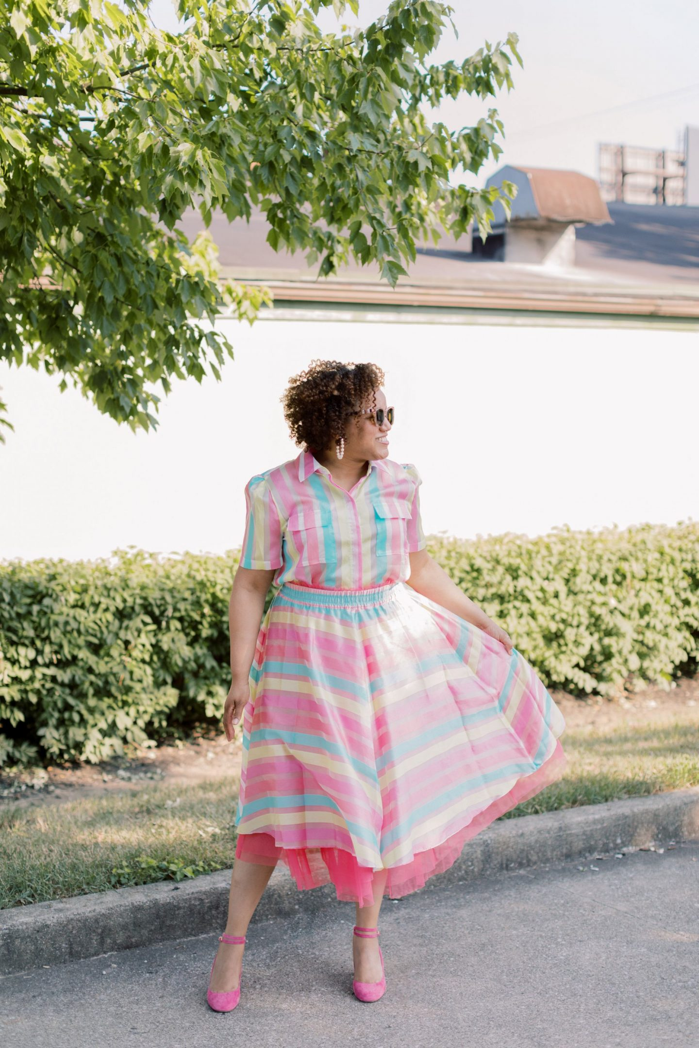 Nordstrom Halogen Style featured by top Kentucky fashion blogger, Really Rynetta.
