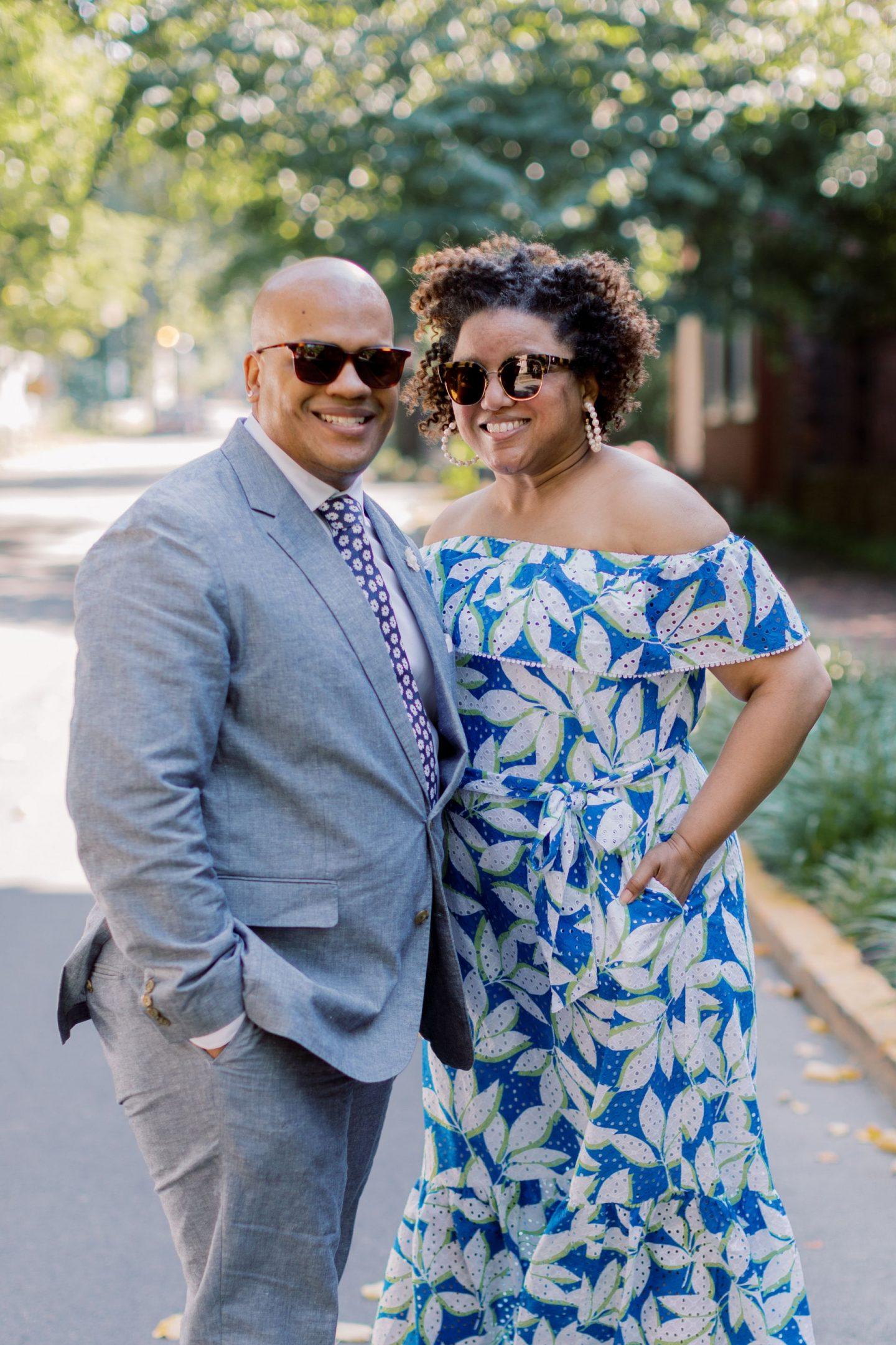 Top Atlanta lifestyle blogger, Really Rynetta, celebrates her 17th wedding anniversary