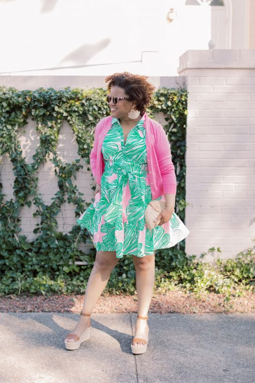 Weekend Style:  How to Wear Lilly Pulitzer Dresses!