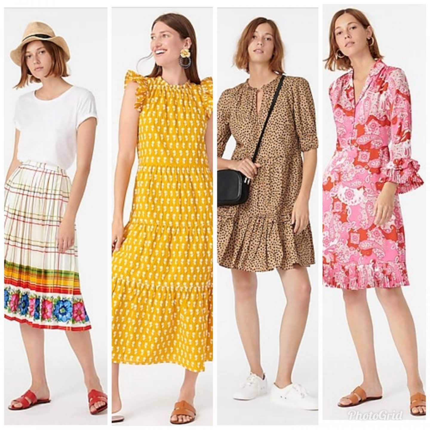 J. Crew New Arrivals for Summer featured by top KY fashion blogger, Really Rynetta
