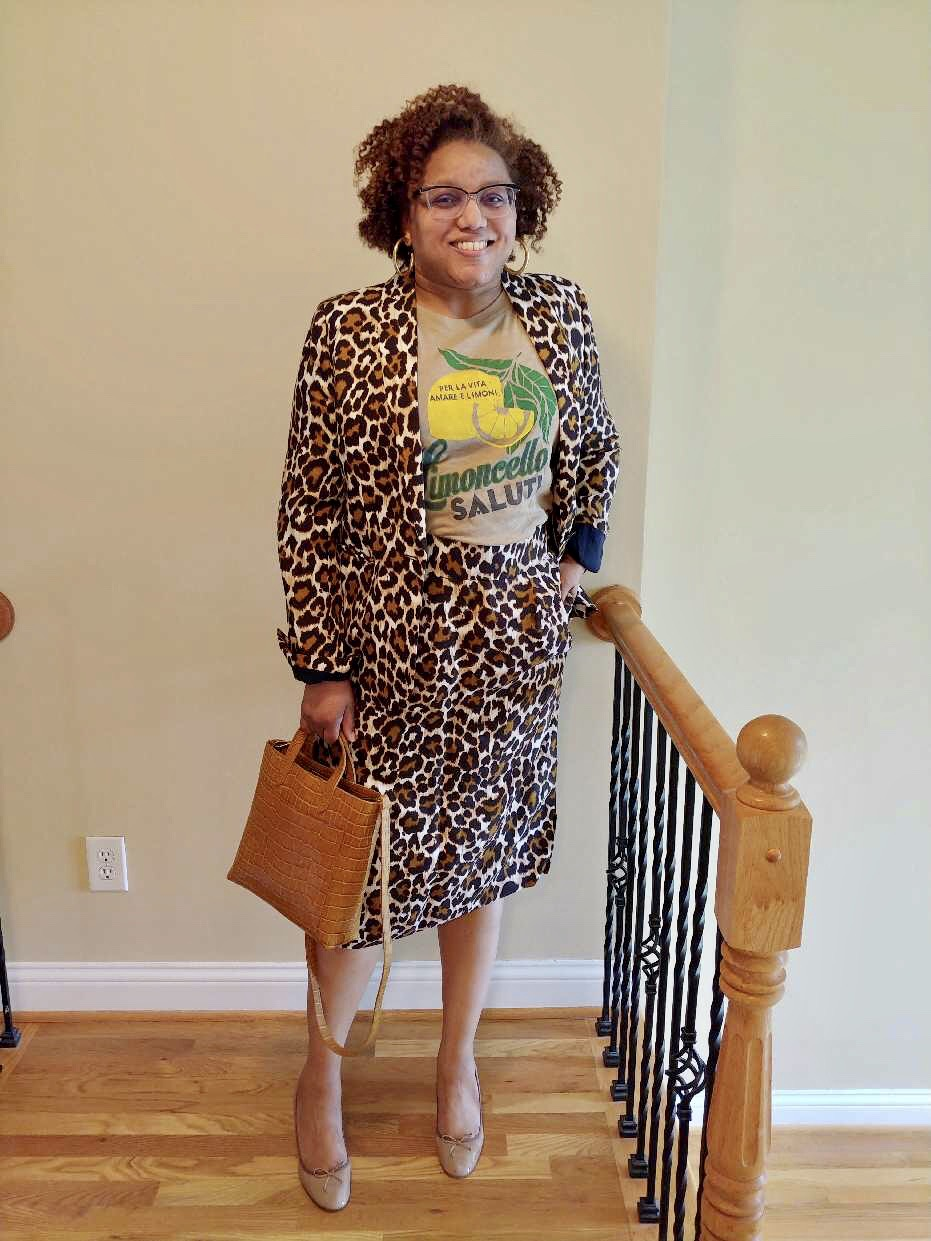 How to Transition Your J Crew Graphic TShirts to Fall, tips featured by top KY fashion blogger, Really Rynetta