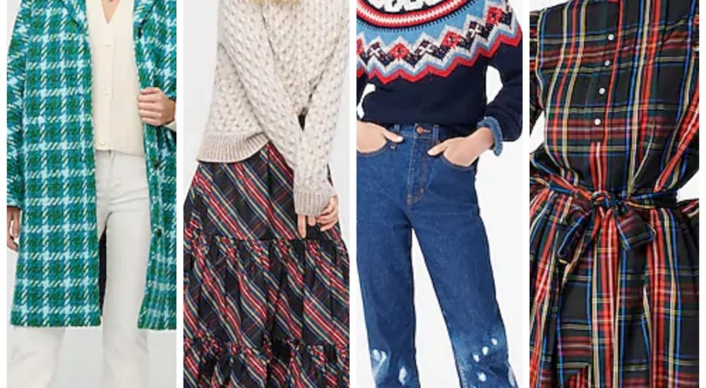 J. Crew New Arrivals:  Top Ten Favorites for Women (and more)!