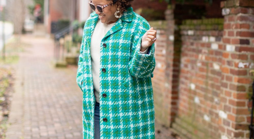 Coat Check!