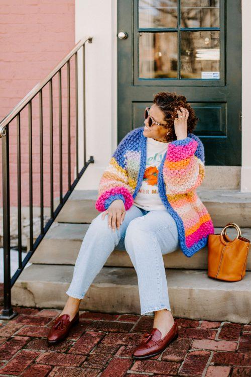 Sunday Sweater Shopping!