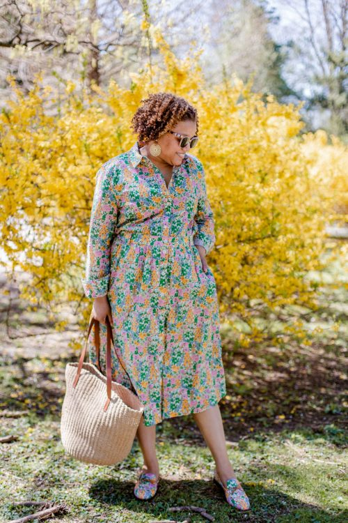 How to Style Spring Florals 5 Ways!