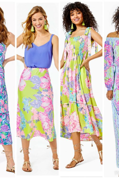 New Arrivals at Lilly Pulitzer!