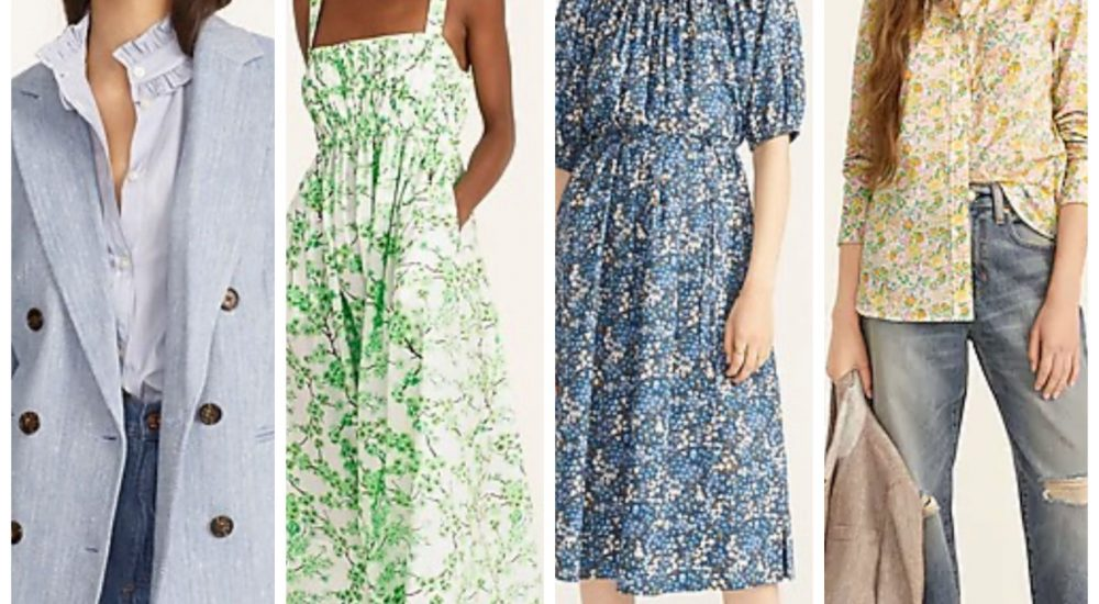 J. Crew New Arrivals:  Top Ten Favorites (and more) for Women!